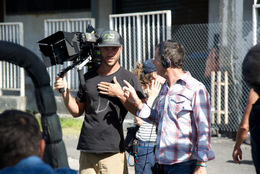cadreur et réalisateur
