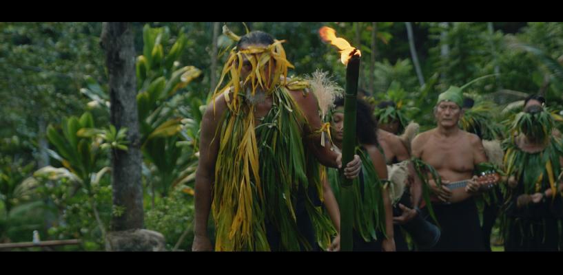 Iconique Polynésie - Marae