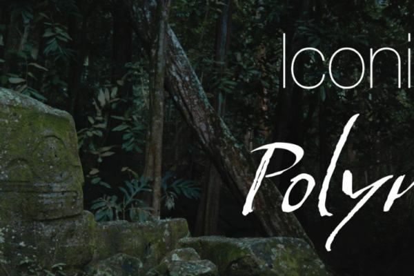 image générique série documentaire Iconique Polynésie