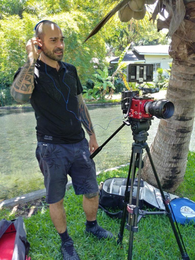 JP Joaquim, réalisateur